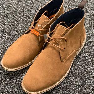 Mens Hawke chukka style boots